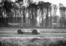 Mercedes Benz W154 Richard Seaman 1938 Donington (c)